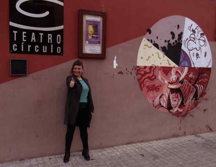 Bea Insa Paradigma en Valencia