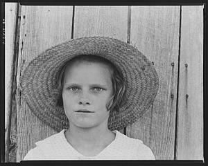 Lucille_Burroughs,_daughter_of_a_cotton_sharecropper._Hale_County,_Alabama
