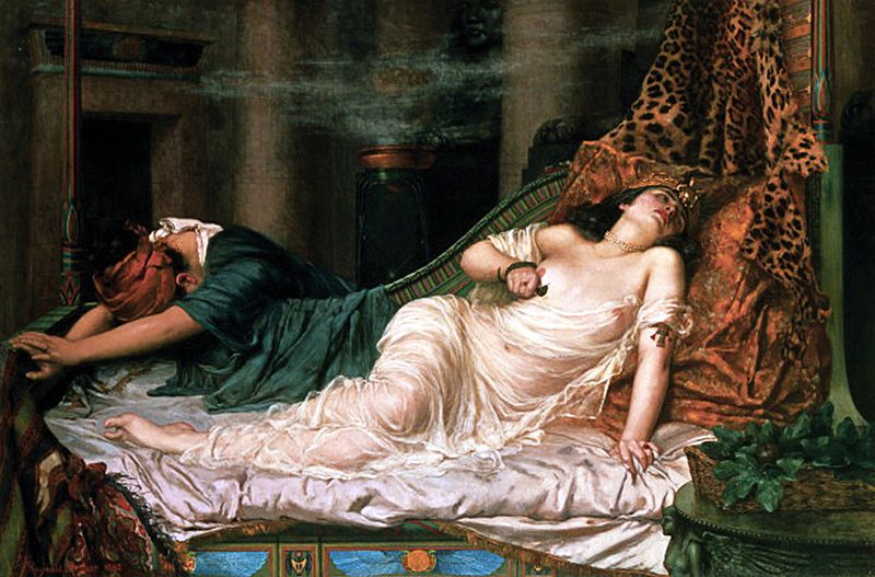 The_Death_of_Cleopatra_arthur