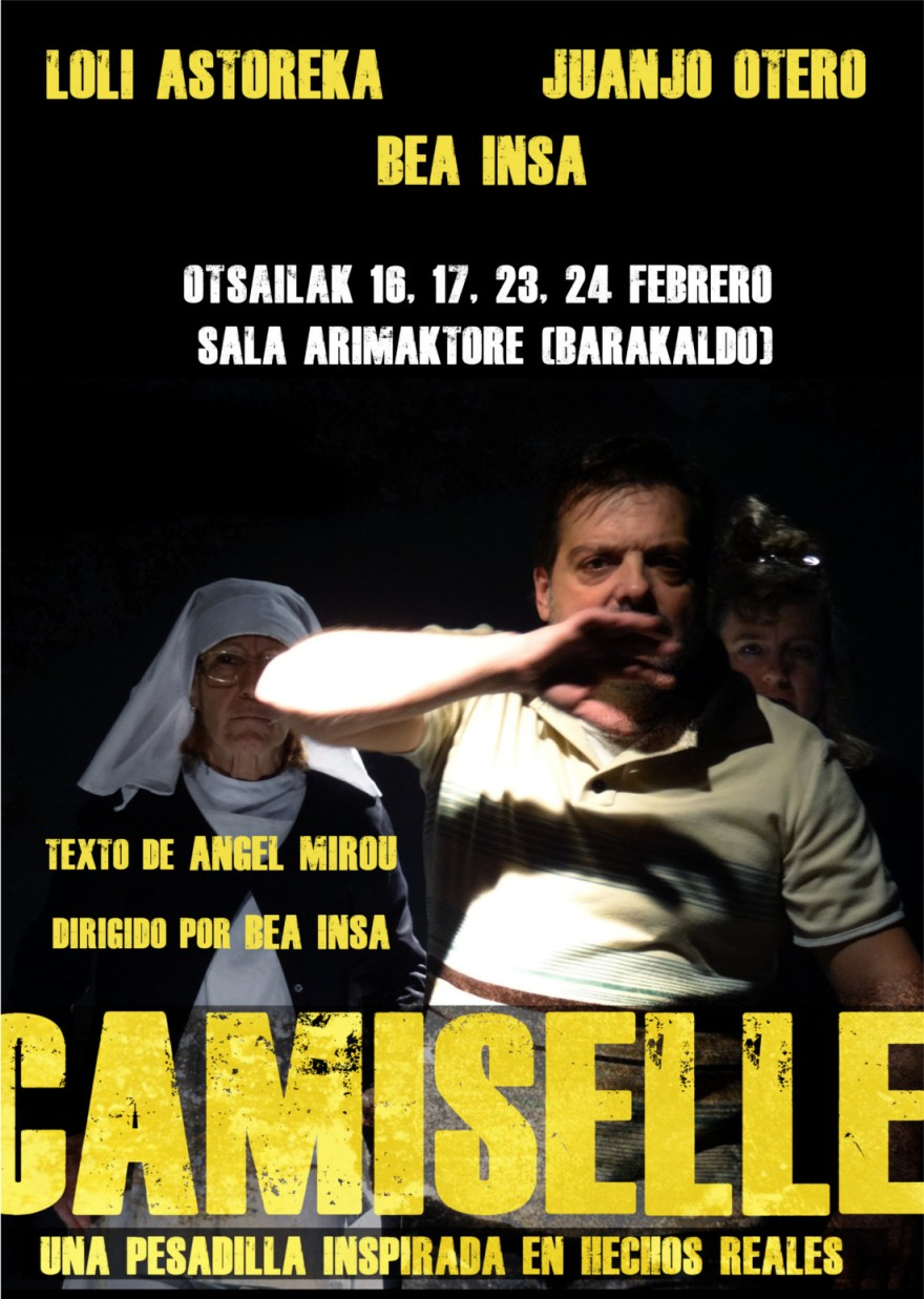 camiselle poster arimaktore SMALL